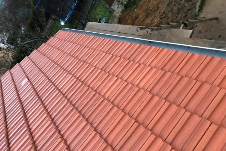toiture pour extension de maison
